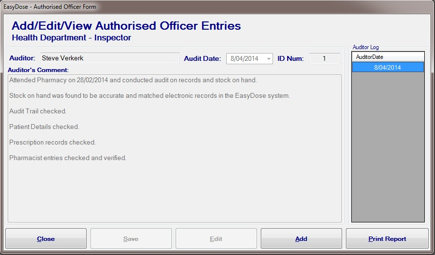AuthorisedOfficer